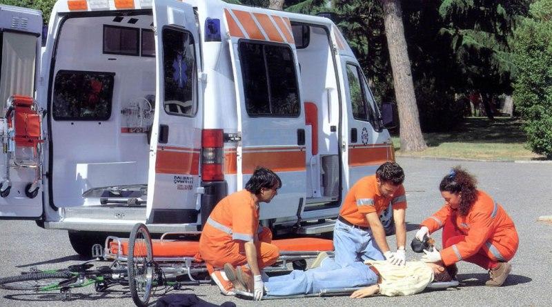 Ares 118, ambulanza