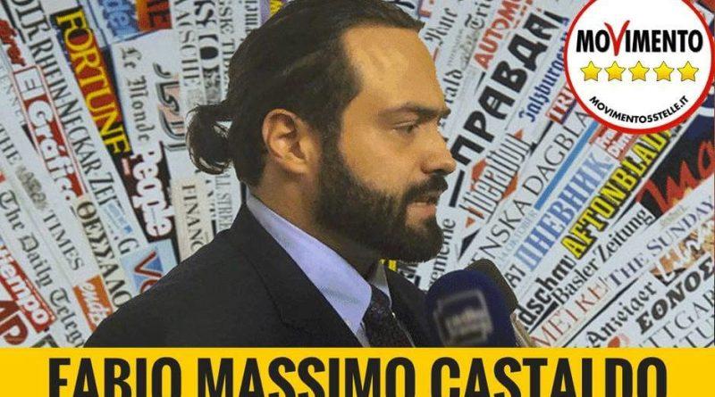 Fabio Massimo Castaldo Fondi europeri (1)