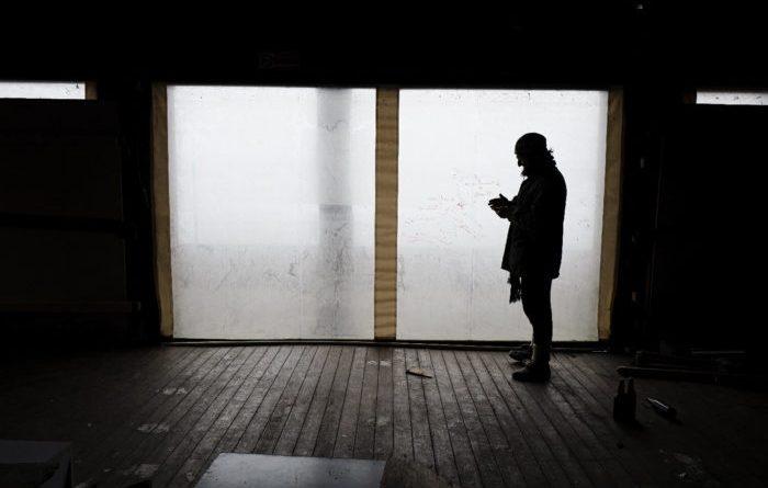 """""""Un passo Indietro"""", la mostra di Cristiano Morbidelli"""