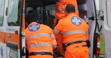 ecg in ambulanza
