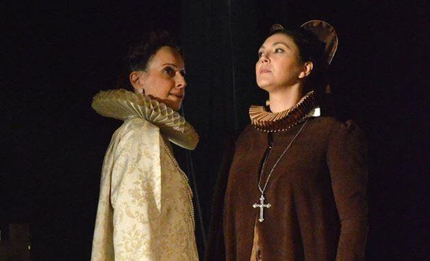 LA MARIA STUARDA FIRMATA DA FILIPPO D'ALESSIO APPRODA SUL PALCOSCENICO DEL Teatro Tor Bella Monaca DAL 14 AL 19 MARZO 2017
