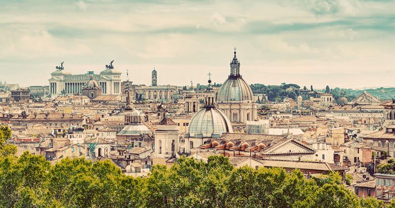 Natale di Roma 2770