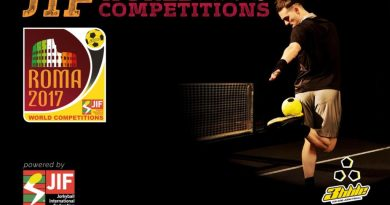 JIF World Competitions 2017