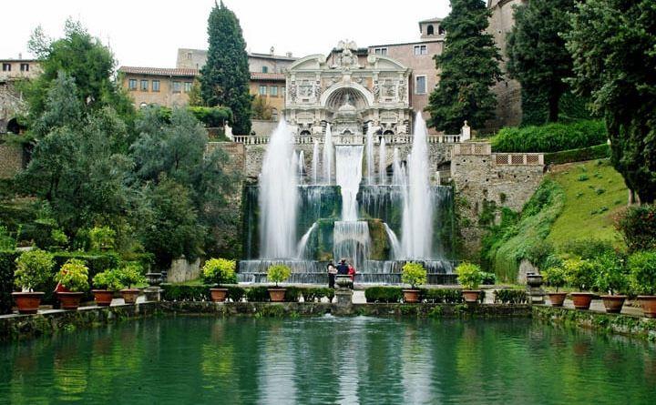 Dici Tivoli e ti vengono subito in mente le meravigliose ville romane residenze degli imperatori.
