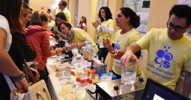 Regina Elena e San Gallicano. Happy hour ricerca&cura il 26 p.V. Con assaggi di scienza e social tour nei laboratori il 29 p.V.