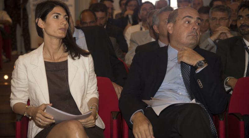 Due note, dal Comune di Roma e successivamente dalla Regione Lazio sul bando regionaleper videosorveglianza e sicurezza.