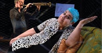 Serra Yilmaz al Teatro Parioli il 15 e 16 dicembre con Griselidis: Memorie di una prostituta, di Coraly Zahonero, regia di Juan Diego Puerta Lopez.