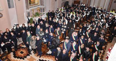 Terza edizione per la Giornata della Polizia locale delle Marche che è stata celebrata questa mattina a Macerata.