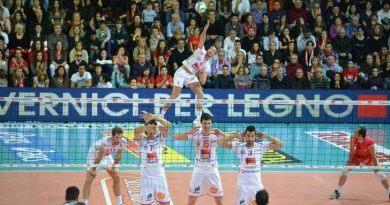 Cucine Lube Civitanova batte Calzedonia Verona 3-0 nel big match di SuperLega, e rafforza il suo secondo posto in classifica.