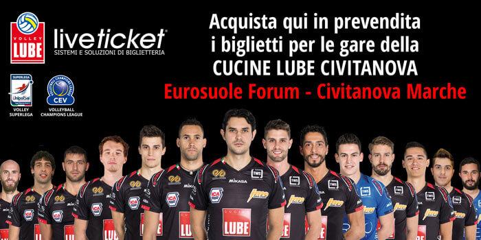 Il prossimo scontro per la Champions League vedrà in campo la Cucine Lube Civitanova contro la Sir Sicoma Colussi Perugia.