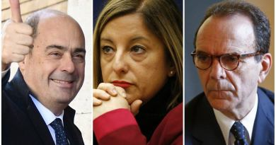 Il Partito Democratico vince nel Lazio riconfermando Nicola Zingaretti alla Presidenza, La lista di tutti gli eletti nella provincia di Roma e le altre del Lazio.