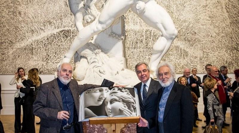 Successo alla Galleria Nazionale d'Arte Moderna di Roma dell'evento Canova. Arte, Musica e Scena.Presentato uno straordinario volume Utet Grandi Opere.