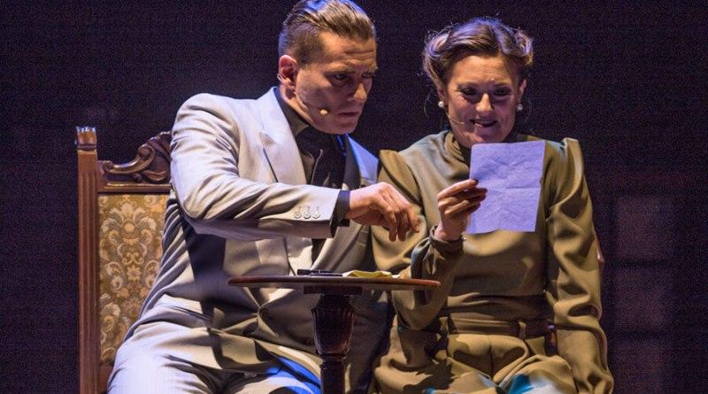 La Compagnia della Marca va in scena al Teatro Comunale di Cagli sabato 7 aprile, con il musical Edda Ciano - tra cuore e cuore.
