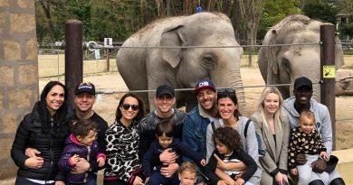 È stata una graditissima sorpresa, la visita dei giocatori Jorginho e Koulibaly, con le rispettive famiglie allo Zoo di Napoli, lunedì scorso, nel loro giorno di riposo.