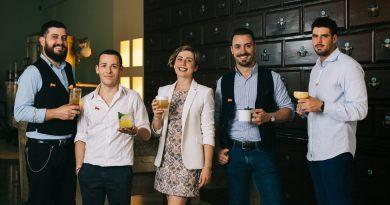 Nomi e ricette dei cinque cocktail che saranno serviti al Premio Strega, il prossimo 5 luglio a Roma. Quattro barman e una barlady, giovani speranze del bartending italiano presentano i propri drink a base Liquore Strega.
