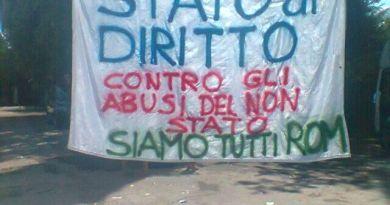"""Riceviamo da Nazione Rom e pubblichiamo """"Le dichiarazioni di Fabrizio Sartori, esponente romano della Lega Con Matteo Salvini ... """"."""