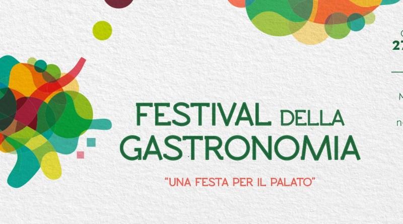 Il Festival della Gastronomia,al 27 al 30 ottobre 2018, a Roma alle Officine Farneto, via dei Monti della Farnesina 77.