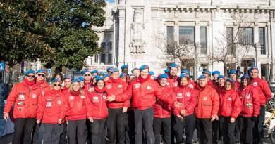 City Angels,raduno dei volontari a Rimini,sabato 27 e domenica 28 ottobre. Dall'Italia e dalla Svizzera per il raduno generale.