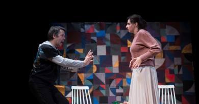 Farsi Fuori con Luisa Merloni e Marco Quaglia, 20 ottobre ore 21.00 e 21 ottobre ore 18.00 al Teatro Biblioteca Quarticciolo.