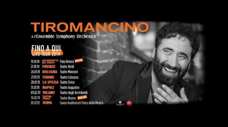 I Tiromancino presentano Fino a Qui, il loro ultimo progetto discografico, e l'omonimo tour teatrale che partirà dal 21 gennaio.