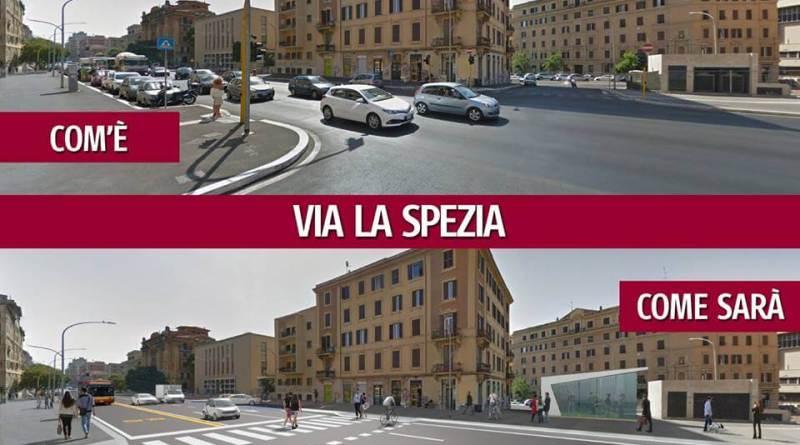 Campidoglio: entro settembre parte riqualificazione San Giovanni con aree pedonali, preferenziale, ciclabili e hub multimodale