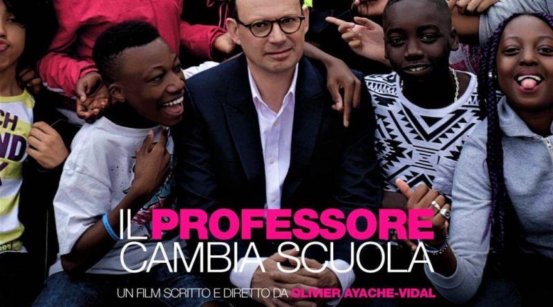 Tutto è possibile se qualcuno crede in te, questo l'insegnamento di Olivier Ayache-Vidal un Il professore cambia scuola.