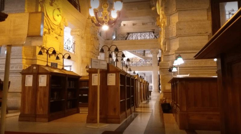 Nell'ambito della terza edizione della settimana dedicata all'Amministrazione Aperta. Biblioteca Centrale Giuridica Palazzo di Giustizia. Fino a domenica 17 marzo.