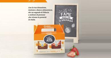 Nel Lazio i volontari di Banco Alimentare saranno presenti a Cassino, Cerveteri e Ladispoli 1-2 giugno, a Rieti, Aprilia e Roma domenica 2 giugno.