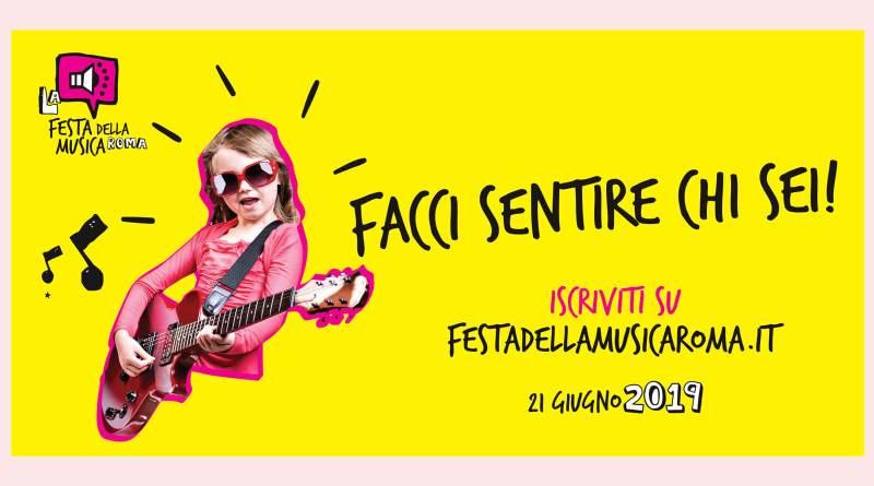 C'è tempo fino al 19 giugno per iscriversi sul sito e partecipare come musicisti alla Festa Della Musica che invaderà le strade di Roma il 21 giugno.