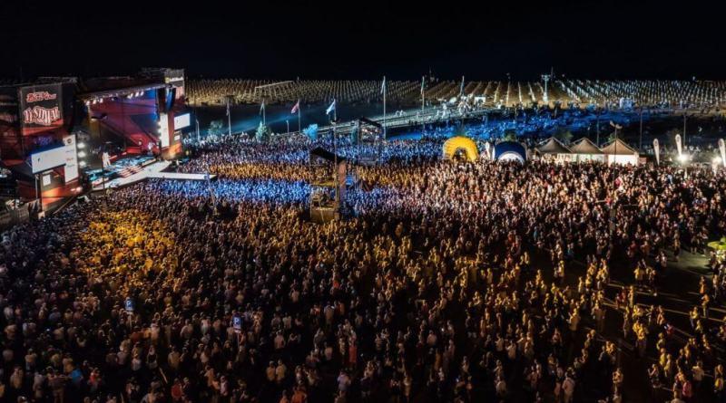 La kermesse itinerante Festival Show quest'anno compie 20 anni, e sarà trasmessa in tutta Italia su Real Time, con quattro prime serate.