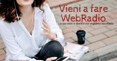 """Vuoi provare """"questa cosa"""" della web radio? Scopri un mondo fatto di passione e divertimento, Comunicazione e informazione. Vieni a fare #RadioSenzaBarcode."""