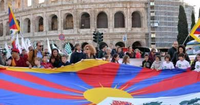 Nessuno tocchi Caino, anche quest'anno, sarà presente alla XII Marcia Internazionale per la Libertà delle Minoranze e dei Popoli Oppressi.
