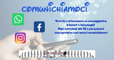 Per WebRadio SenzaBarcode è nato comunichiamoci. Trucchi, trucchetti, gioie e dolori della messaggistica. Parliamo di WhatsApp.