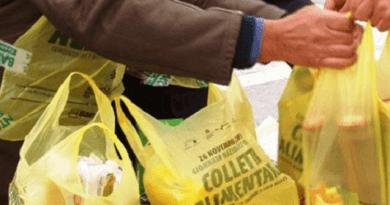 Si è conclusa sabato 30 novembre, anche nel Lazio, la 23° edizione della Giornata Nazionale della Colletta Alimentare.
