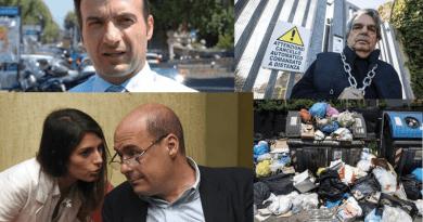 Rifiuti, dalla Regione Lazio al Campidoglio la questione aperta tra l'ordinanza e le barricate a Falcognana. Intervista a Ghera.