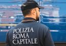 Grossista abusivo con oltre 1000 sanzioni non pagate, fermato da una pattuglia della Polizia Locale