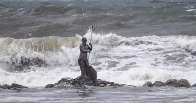 Maltempo, Protezione Civile Lazio: allerta gialla vento su Lazio, da domani mattina e per 24 ore. Mareggiate lungo le coste.