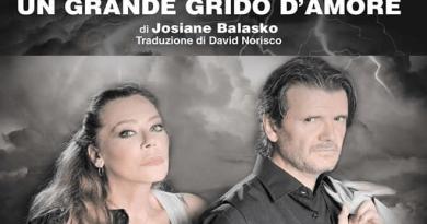 Barbara De Rossi e Francesco Branchetti tornano in scena con uno spettacolo coinvolgente è appassionato punto un grande Grido d'amore di Josiane Balansko.