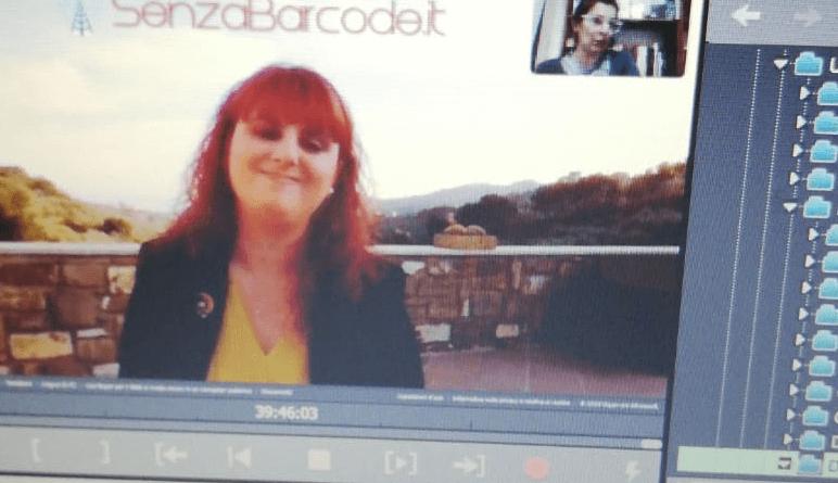 IoRestoACasa e ti consiglio un libro: la rassegna letteraria #6SenzaBarcode continua con Giulia Quaranta Provenzano!
