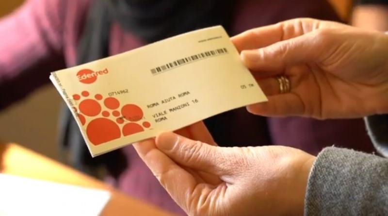 Prosegue la consegna dei Buoni Spesa da parte del Dipartimento alle Politiche Sociali di Roma Capitale, che ad oggi ha autorizzato l'erogazione di circa 13mila ticket in tutta la città.