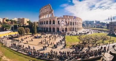 Prima puntata di turismo a Roma insieme a Roberto Necci per analizzare uno dei motori della nostra città a frontiere chiuse e senza stranieri.