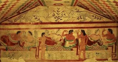 Gli ultimi Re di Roma, gli etruschi. Oggi chiuderemo il cerchio parlando degli ultimi tre re, di stirpe etrusca: i Tarquini.
