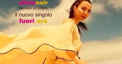 È uscito il 5 giugno Ho visto un sogno, primo singolo di Silvia Nair che anticipa il terzo album di inediti previsto per l'autunno.