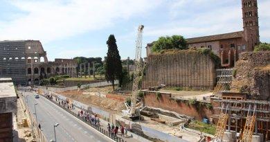 Metro C: Campidoglio, approvato atto di Giunta per prolungamento gallerie fino a piazza Venezia. Al via scavi da Fori Imperiali verso la futura stazione-museo.