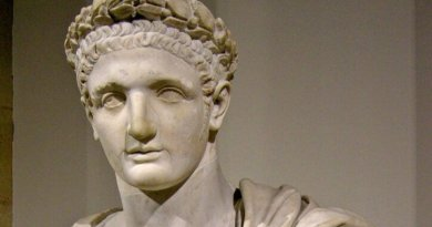 Domiziano nasce col nome di Tito Flavio Domiziano il 24 ottobre del 51, a Roma. Riceve un'ottima educazione, studiando retorica, legge, letteratura ed amministrazione, facendosi notare per la sua cultura ed il suo eloquio.