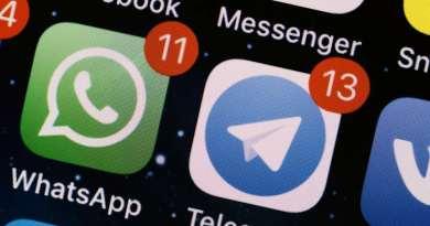 """Whatsapp con cambio privacy è subito boom Telegram, +25 mln utenti. Associazione Visionari """"in Italia psicosi privacy ingiustificata""""."""