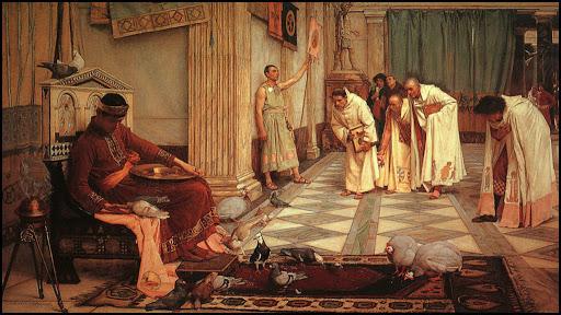Dopo la morte di Teodosio nel 395, l'Impero viene diviso in due metà, affidate ai figli Onorio ed Arcadio. Romolo Augustolo è l'ultimo...