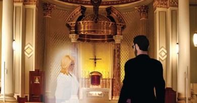 Venerdì 23 aprile, ore 21, Un amore soprannaturale di Luigi Tirella alla Rassegna Letteraria #6SenzaBarcode.