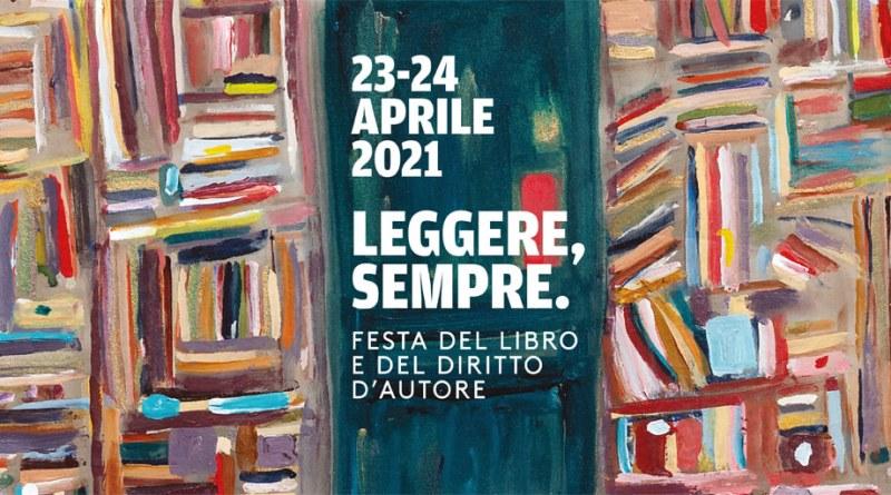 Biblioteche di Roma e AIE insieme per la Festa del libro e del diritto d'autore. 23 e 24 aprile diretta streaming.