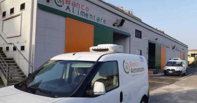Il Banco Alimentare del Lazio ora ha un magazzino anche nella capitale, questo è stato possibile anche grazie al sussidio della Diocesi di Roma.